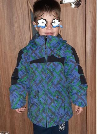 Зимняя курточка+ полукомбинезон