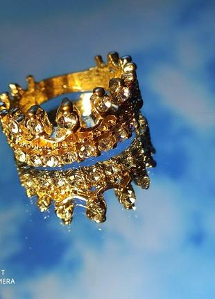 Кольцо (мед золото)