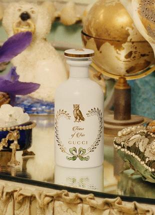 Gucci the alchemist's garden: tears of iris парфюмерная вода 100 ml 🔥sale🔥