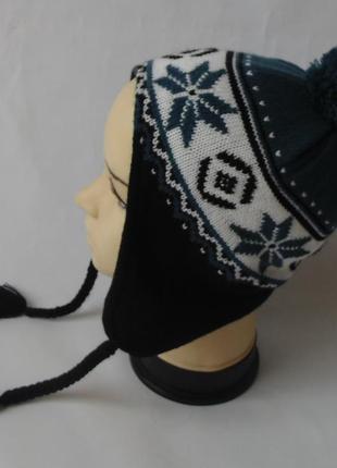 Шапка на флисе takko fashion