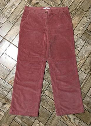 Фирменные вельветовые брюки,штаны стрейч brax