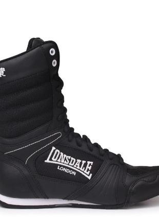 Фирменные профессиональные боксерки lonsdale