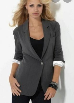 Приталенный пиджак.#