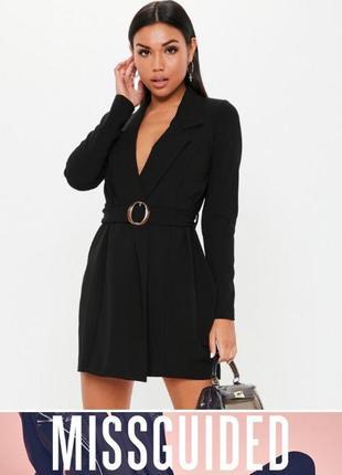 Платье-пиджак missguided