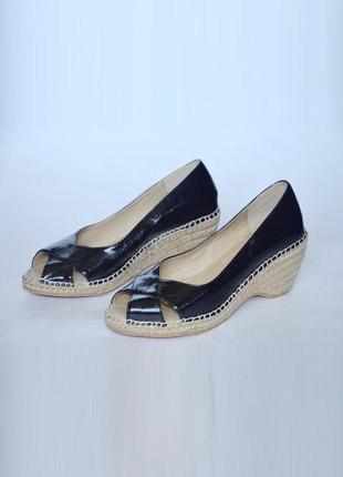 Туфли  с открытым носком lotus uk 4 р 37
