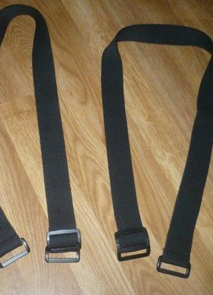 Подтяжки на лыжные штаны взрослые