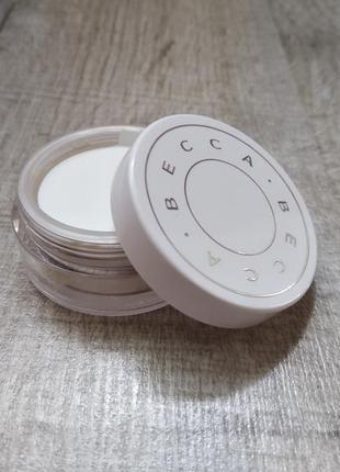Пудра фіксуюча та освіжаюча becca hydra-mist set & refresh powder 2.5 гр