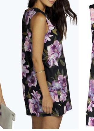 Новое платье в стиле 60-х   boohoo