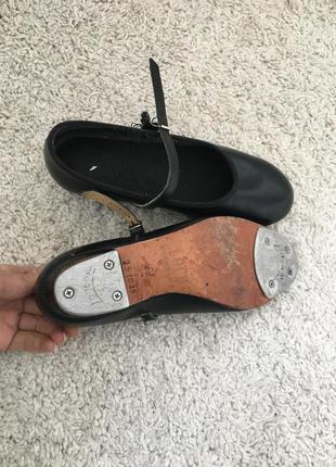 Туфли для степа. степовки bloch