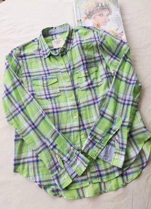 Рубашка abercrombie & fitch1 фото