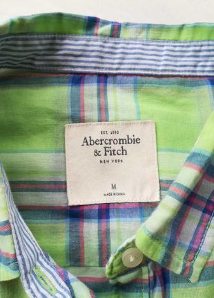 Рубашка abercrombie & fitch3 фото