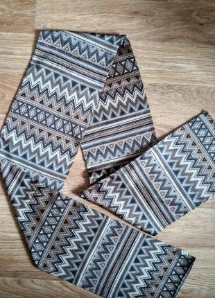 Мужской шелковый шарф кашне . италия