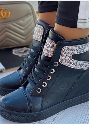 Акция! демисезонные ботиночки