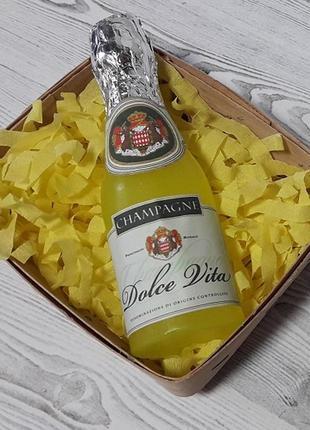 """Мыло """"шампанское dolce vita"""""""