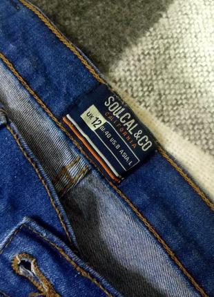 Шорты джинсовые soulcal&co