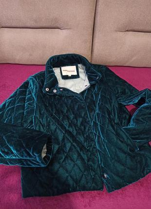 Бархатная курточка