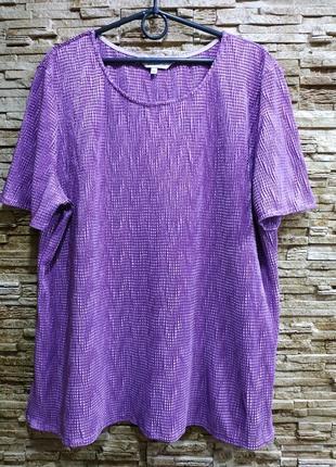 Красивая фактурная блузка