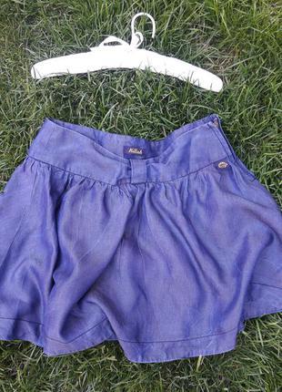 Бомбезна джинсова юбка killah італія