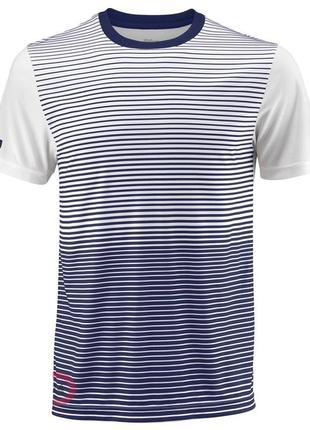 Спортивная мужская футболка wilson