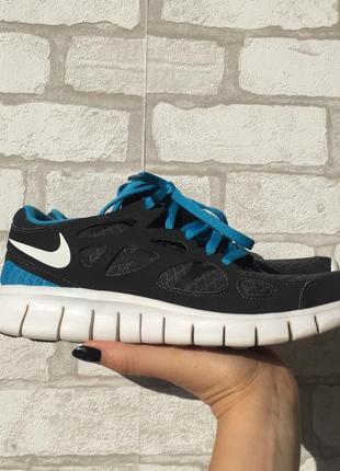 Nike free run кроссовки для занятий спортом