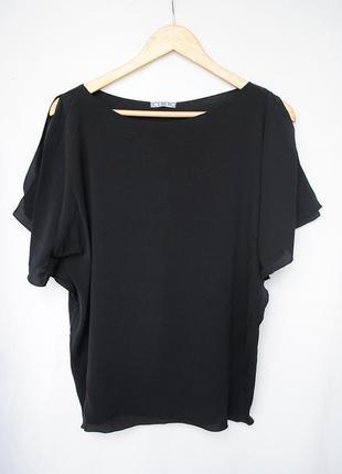 Винтажная шёлковая блуза iceberg