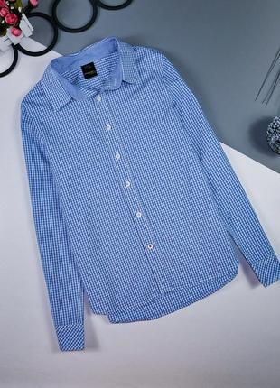 Рубашка на 10-12 лет/146-152 см.