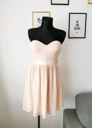 Новое корсетное платье1 фото