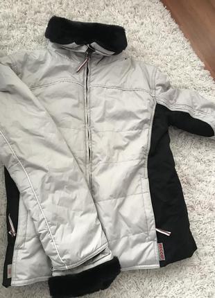 Лижна куртка tcm