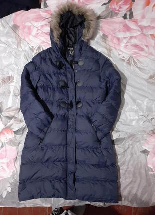 Зимня куртка пальто brave soul