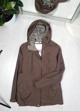 Куртка парка jack wolfskin оригинал