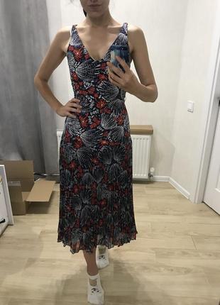 Красивое платье от &other stories юбка плиссе