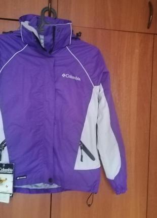 Термо куртка columbia р. м