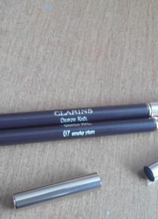 Карандаш для глаз clarins crayon khol1 фото