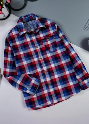 Рубашка на 5 лет/110 см