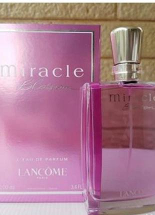 Lancome miracle blossom  100мл. женский парфюм