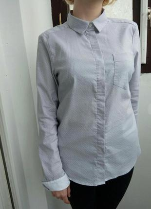 Офісна рубашка від h&m
