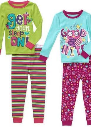 Пижама garanimals на 3-5 лет из сша