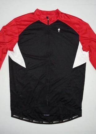 Велоджерси specialized rbx bike ls jersey long sleeve велокофта (xxl)