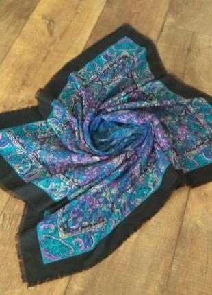 Платок шарф шаль итальянский