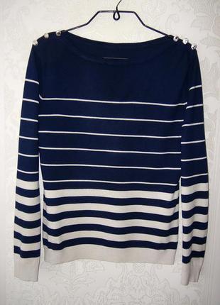 Полосатый свитер (s-m)