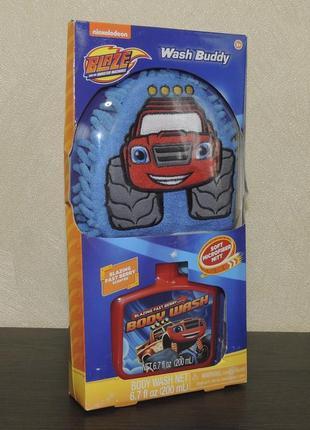 Nickelodeon blaze and the monster machines набор для малчиков