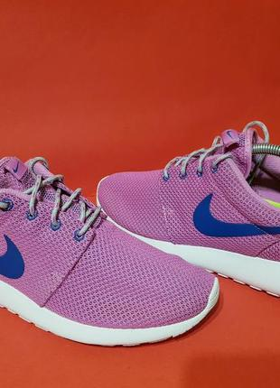 Nike roshe run 40.5р. 26см кроссовки для бега и тренировок