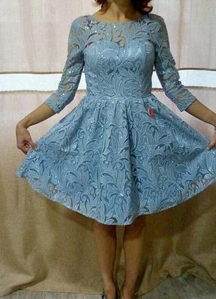 Суперское платье chi chi london