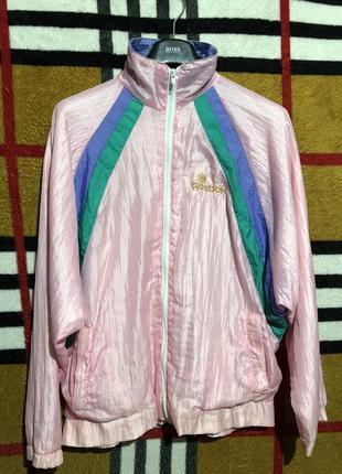 Курточка винтажная reebok vintage
