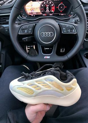 Кроссовки adidas yeezy boots 700 v3 srphym ( premium ) код - 360