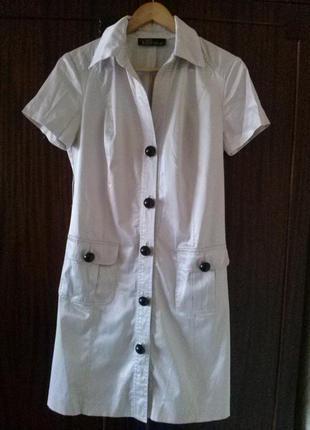 Платье сафари размер м