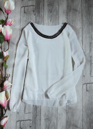 Стильная блуза фирмы tu