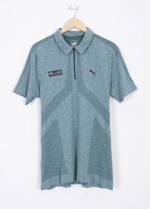 Puma mercedes amg мужское поло футболка оригинал размер хл