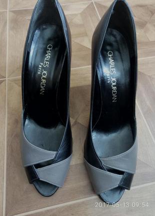 Туфли charles jourdan