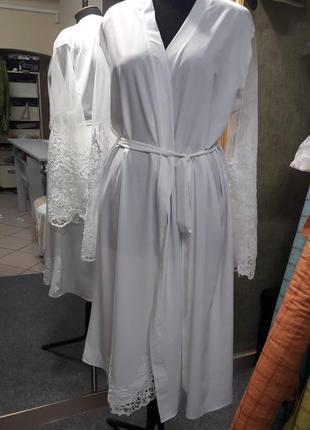 Халатик нареченої, халат невесты